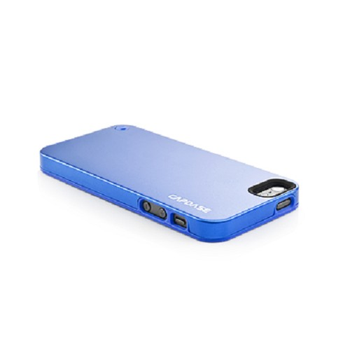 CAPDASE Alumor Jacket [MTIH5-5133] - Blue - Casing Handphone / Case
